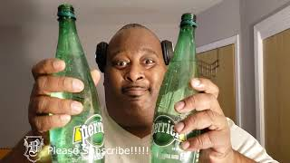 2 Liter Perrier Sparkling Water Double Barrel Chug in under a Minute!!!