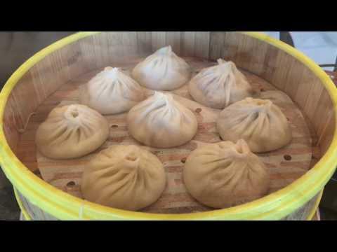 Xiao Long Bao, Soup Dumplings - Bing's Dumplings, Fremont California