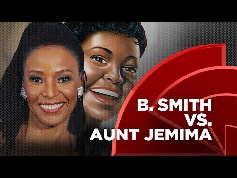 Is It Time To Get Rid Of Aunt Jemima? Dan Gasby Husband & Business Partner Of B. Smith Says Yes