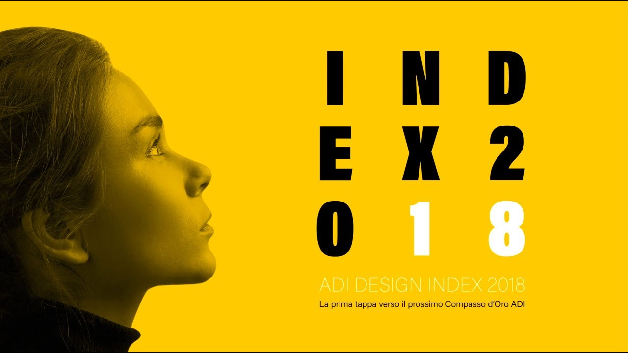 Mostra Design Milano 2018 adi design index 2018: la mostra a milano