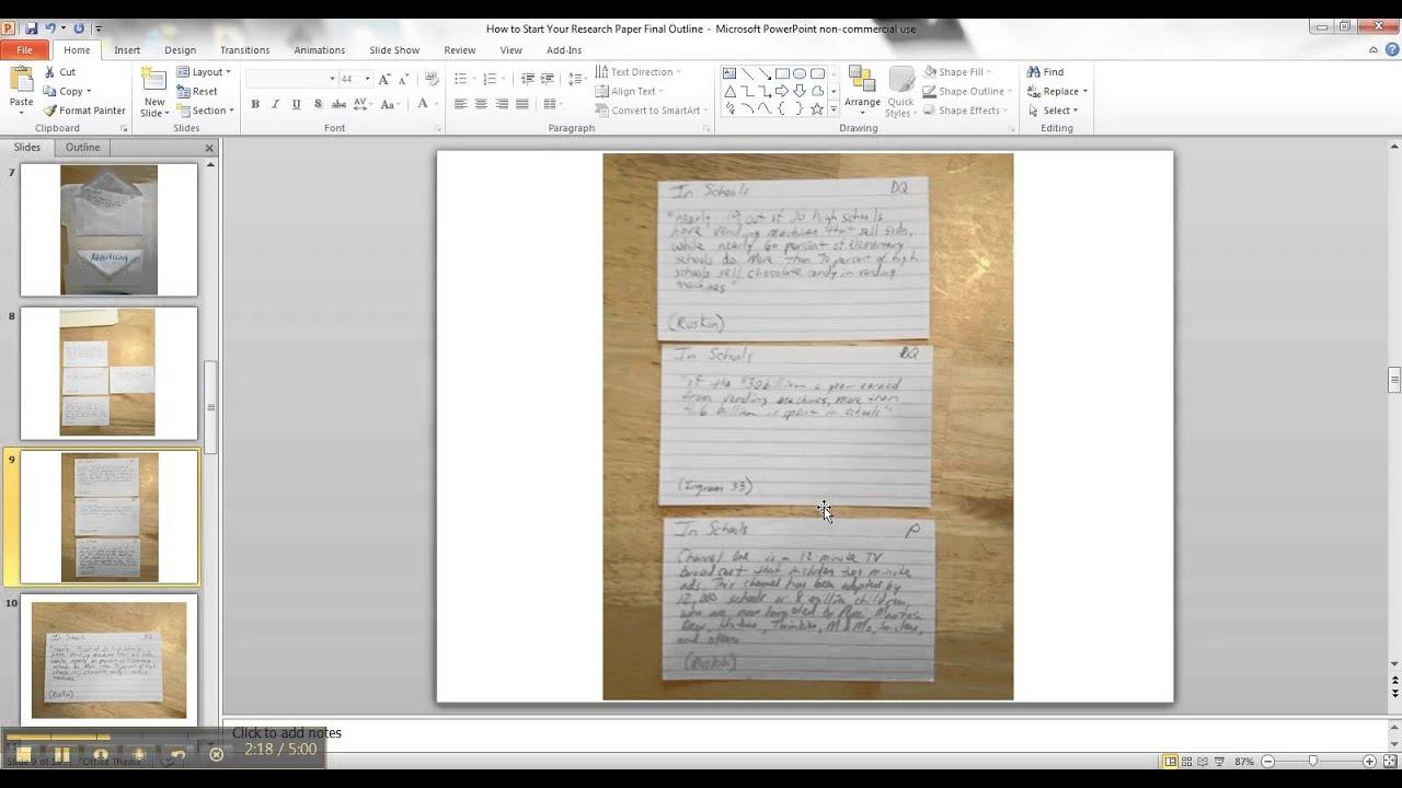 video essay meaning descriptive