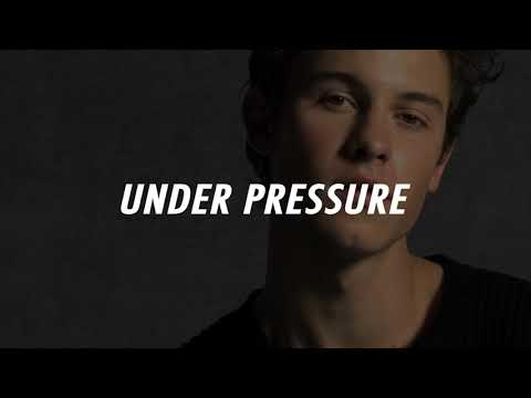 Shawn mendes ft teddy - underpressure.. (official new song... lyrics)