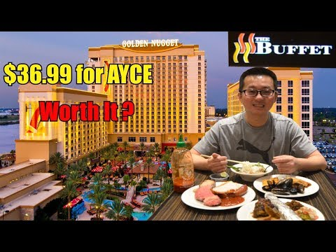 The Buffet @ The Golden Nugget Hotel & Casino | Lake Charles | Louisiana
