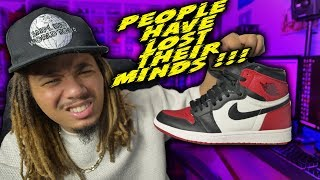 PEOPLE LOST THEIR MINDS TODAY OVER THE BRED TOE 1S !!! WHY DRAKE MAY BE SIGNING TO ADIDAS !!! thumbnail