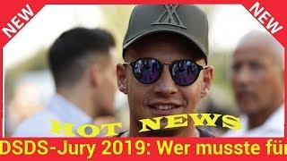 DSDS-Jury 2019: Wer musste für Pietro Lombardi Platz machen?