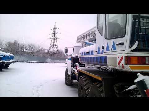 Урал 4320 бурильно-сваебойная машина  БМ 811 - 9193268747