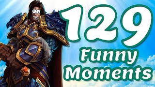 Heroes of the Storm: WP and Funny Moments #129