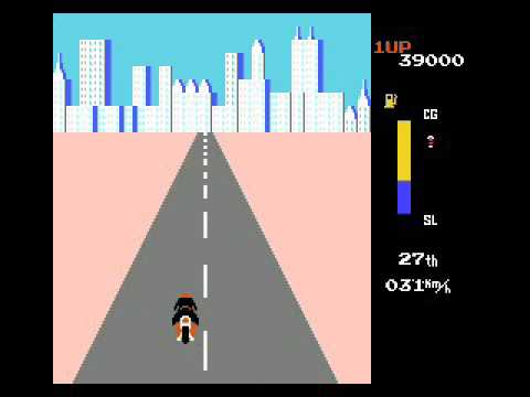 Zippy Race Famicom Gameplay