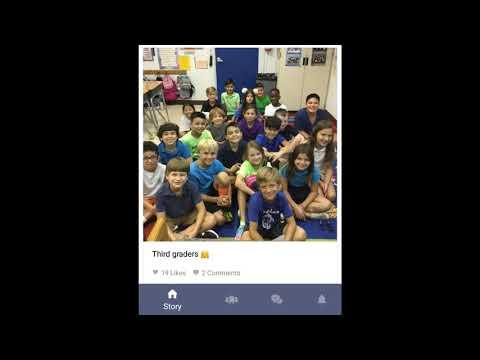 Kaitlyn's 3rd grade Del Prado Elementary School memories 2017-2018 Teacher Mr.Y ❤