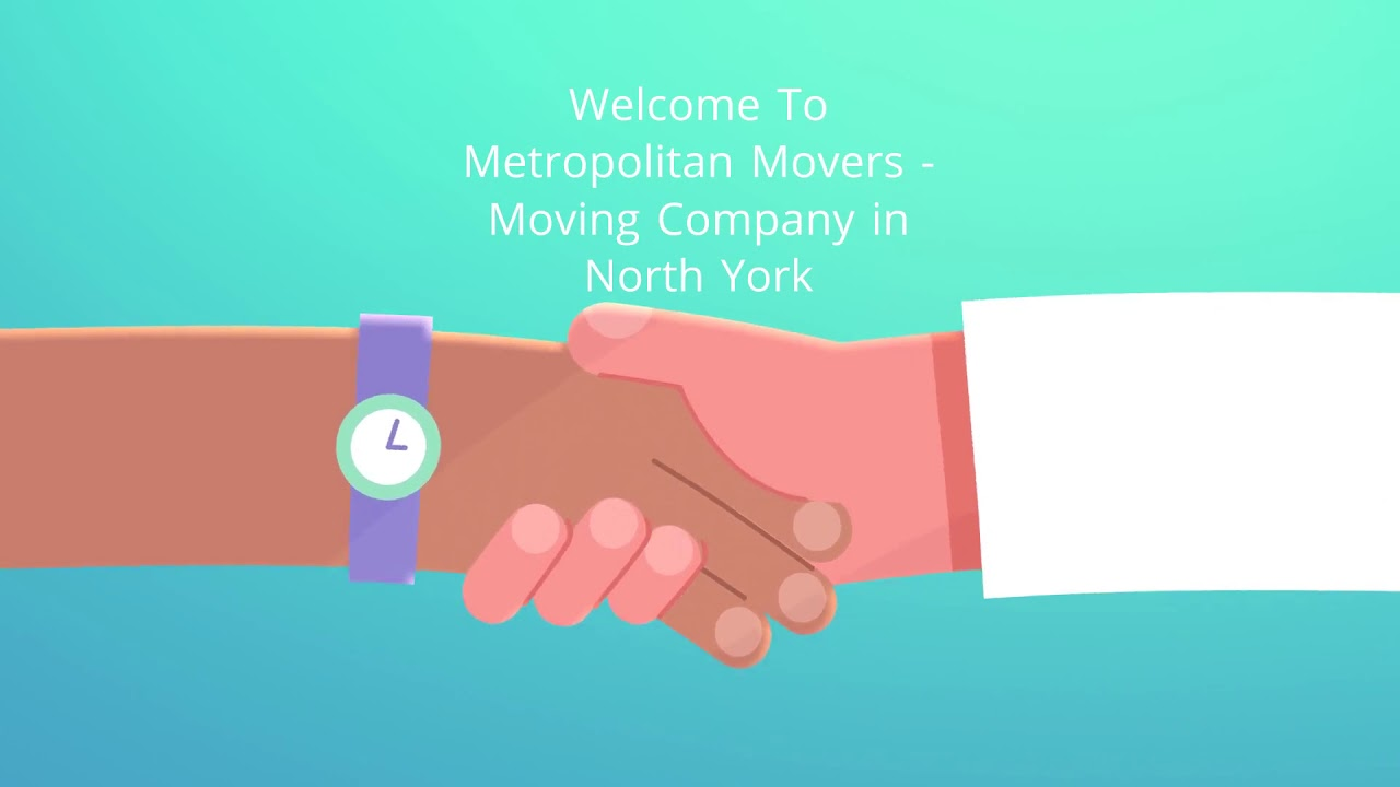 Best Metropolitan Moving Company in North York, ON
