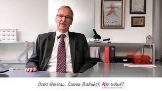 pro Herisau Bahhof - Mer wönd! W6