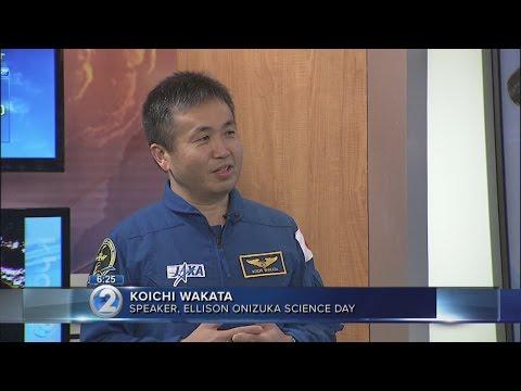 Wake Up 2day - Astronaut Koichi Wakata
