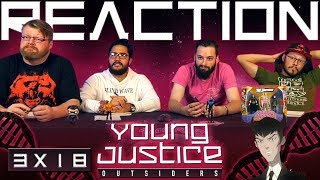 """Young Justice 3x18 REACTION!! """"Early Warning"""""""