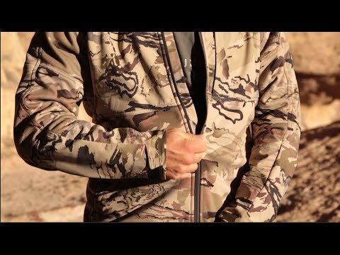 Epic Hunting Gear! UA Ridge Reaper Infil Windstopper Kit