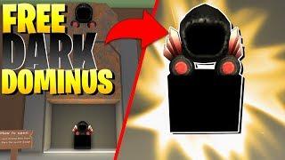 Roblox Factory Simulator: DARK DOMINUS & SECRET BADGE (How To Get)