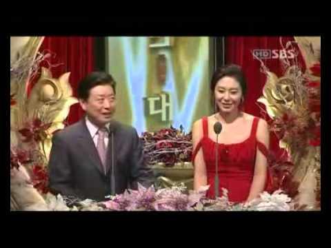 Kim Hyun Joo SBS Award 2005 (4)