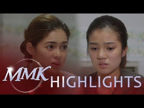 MMK: Shiela finally tells Lyka her true disease