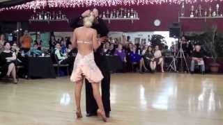 Arthur Murray Scottsdale Showcase-2-14-Donovan & Rose-Rumba