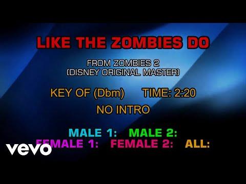 zombies-2---like-the-zombies-do-(karaoke)