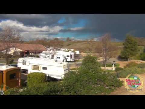 Wine Country RV Resort, Paso Robles California