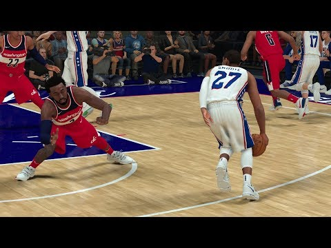 NBA 2K19 My Career EP 29 - Windmill Alley Oop!