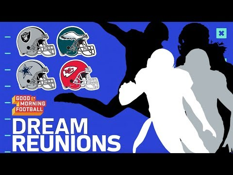 Dream Reunions that Need to Happen in 2018 | NFL Network