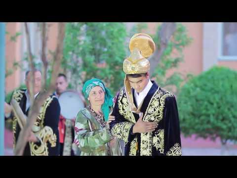 Theatrilized traditional Uzbek wedding custom /Театрализованная  Шоу-программа национальной обычай