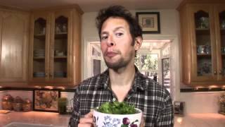 Hemp Seed Ranch Salad Dressing: Vegan Raw Food Recipe