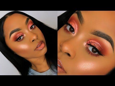 GRWM! Makeup + Hair | Spring Makeup Look Ft Ali Annabelle Hair