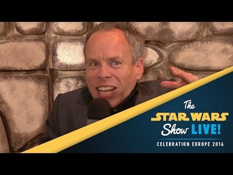 Warwick Davis Interview | Star Wars Celebration Europe 2016