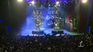 ATTAQUE 77 - Solo covers! 27/7/2012 - Homenaje al punk rock argento