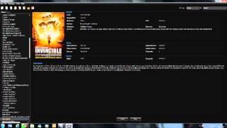 Filmes Catalogados - jMovie Manager