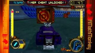 Hot Wheels Velocity X - ALL Cheats Guide
