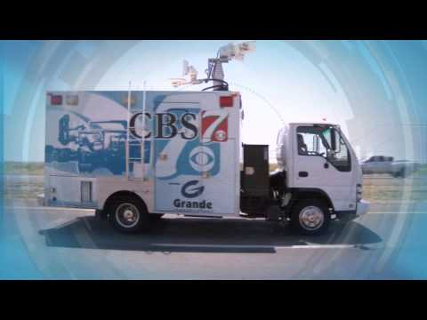"Television Advertisement - CBS 7 News ""Pretty Crazy"""