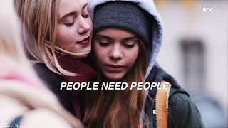 skam | people need people
