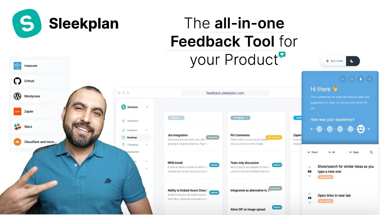 all in one Tool for changelog, roadmap and feedback system ...
