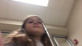 Filming in school