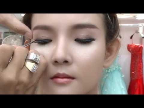 [Áo cưới Lê Huy] - chuyên gia trang điểm Trần Quốc Thái