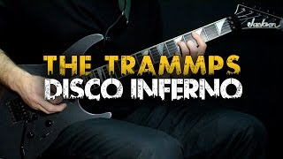 Disco Inferno - The Trammps (Guitar cover)
