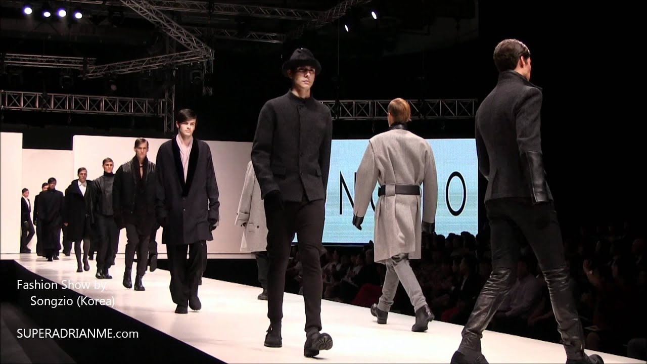 Mens Fashion Week Singapore 2012