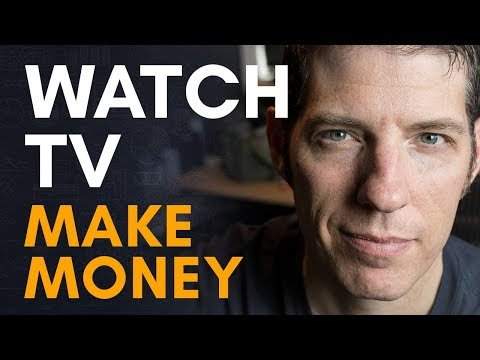 Watch TV and Make Money Online IN YOUR SPARE TIME