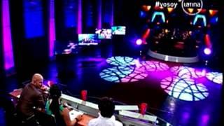 YO SOY LOS PANCHOS - Casting 03/04/13 (Nuevo aprobado) - Yo Soy Temporada 2013 (6-15)
