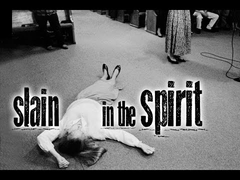Image result for slain in the spirit