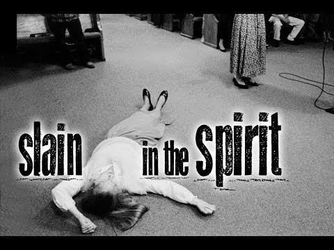Image result for slain in the spirit
