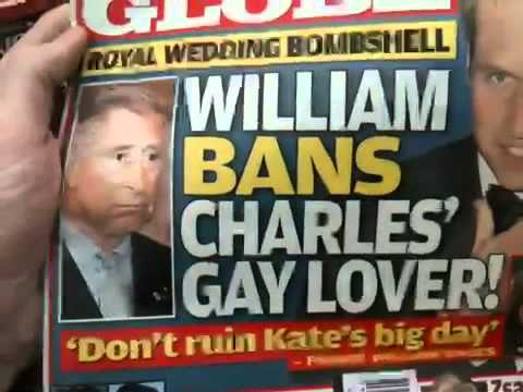 William bans charles gay lover