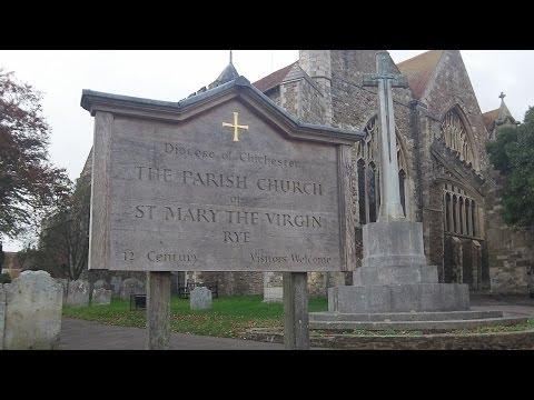 Churches of England: St Mary the Virgin Church.
