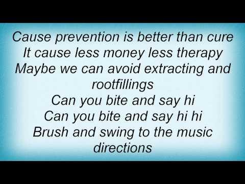 Dr. Alban - Go See The Dentist Lyrics