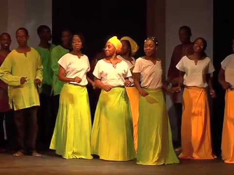 5'th International Music Festival Maputo Mozambique