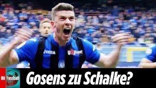 Torgefahr über links - Mit SOLCHEN Aktionen wäre Gosens ein Gewinn für Schalke