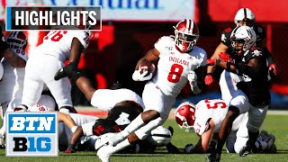 Highlights: Ramsey's Big Game Leads Hoosiers to Win Indiana at Nebraska Oct. 26, 2019